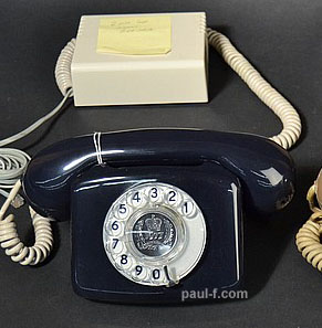 Queen's Silver Jubilee Telephone - 1977