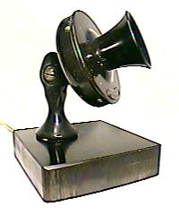 Western Electric Desk Microphone