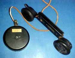 WE 1003 Handset and Hanger
