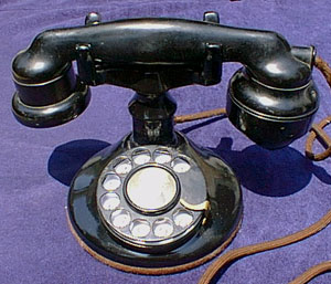 A-type with A handset