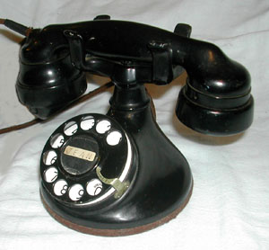 B-type with E handset