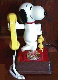 Celebrity telephones for sale
