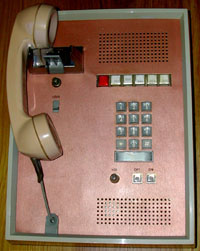 WE 2752 Panel Phone with Speakerphone
