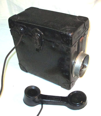 WE 301A telephone