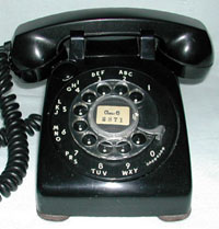 WE 500-series Telephone Types - plus 1500, 2500, 3500, Princess and on