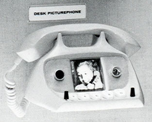 Picturephone Desk