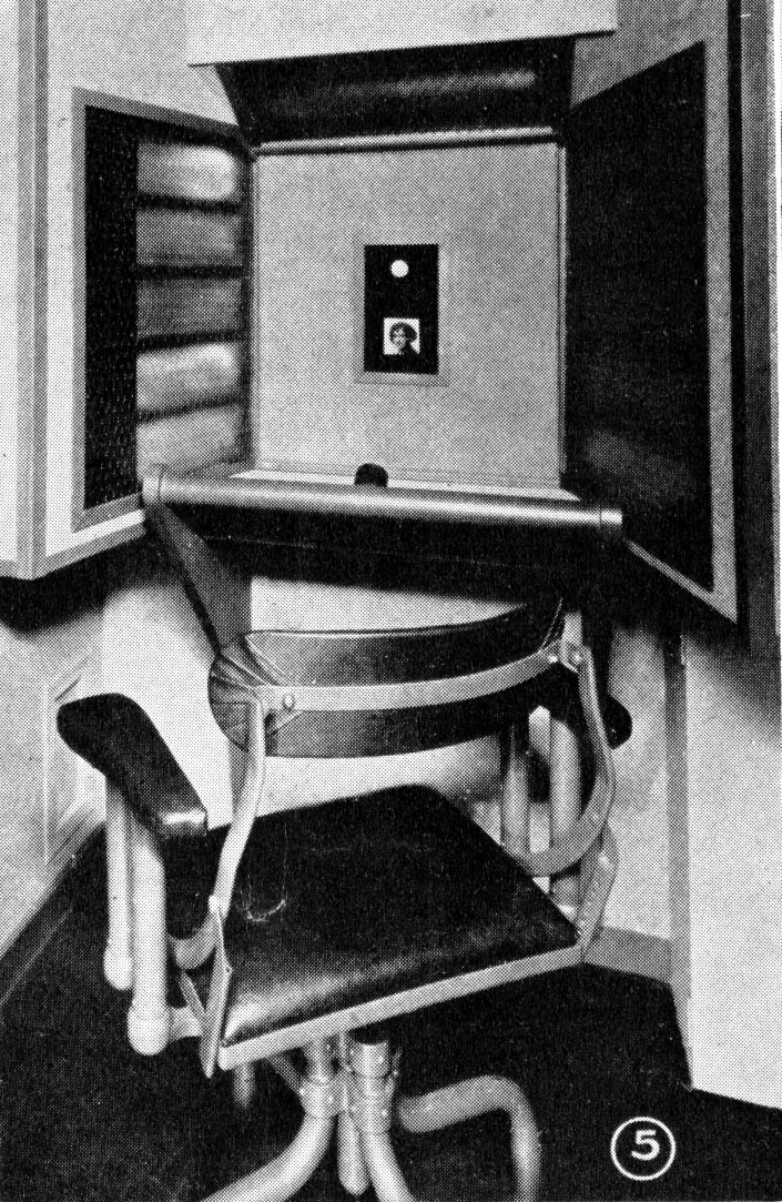 Two-way TV in 1930
